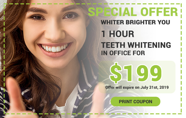 Dental Teeth Whitening offer in Milton, ON area